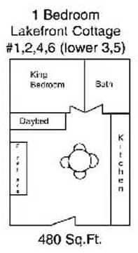 1-Bedroom-Cottage