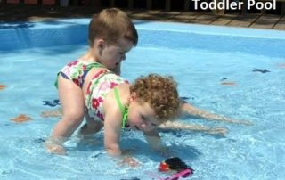 Outdoor Pool toddler